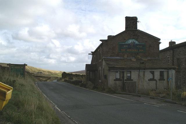 The Herders Inn - still closed