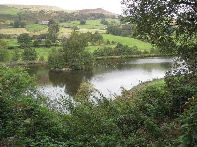 Birch Vale Reservoir