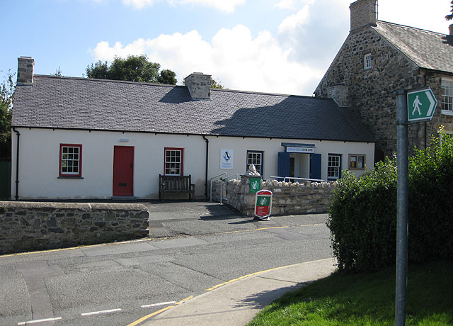 Visitor Centre, Trefdraeth/Newport