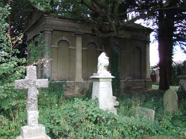 Leverington Road Cemetery, Wisbech