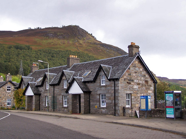 Cottages in Kinloch Rannoch