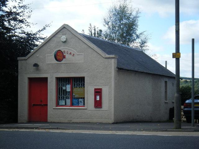 Douglas Post Office.