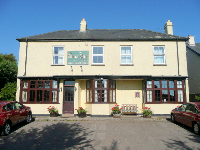 The Alma Inn, Linton