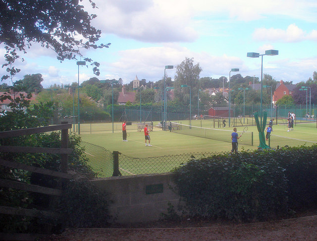 Ashby Castle Lawn Tennis Club