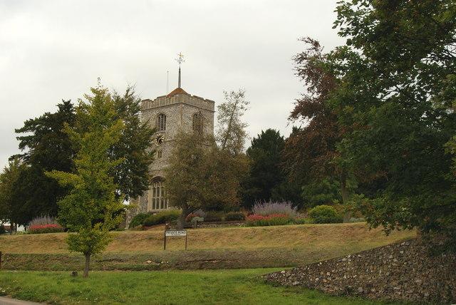 Leatherhead Parish Church, Surrey