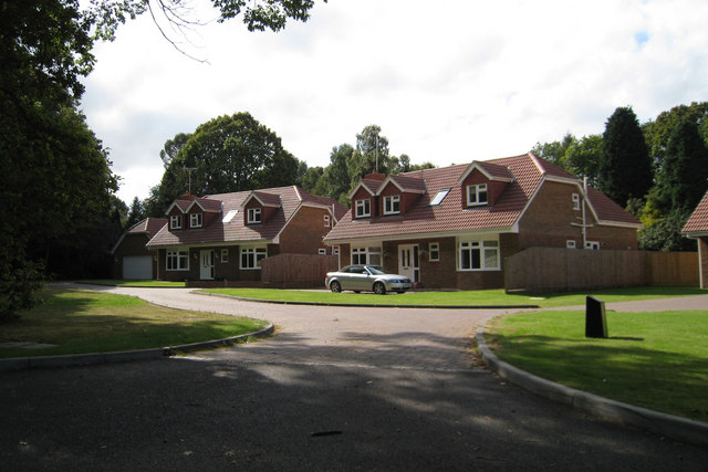 Chalet Bungalows at Kingswood