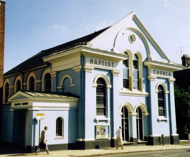 Winchester Baptist Church