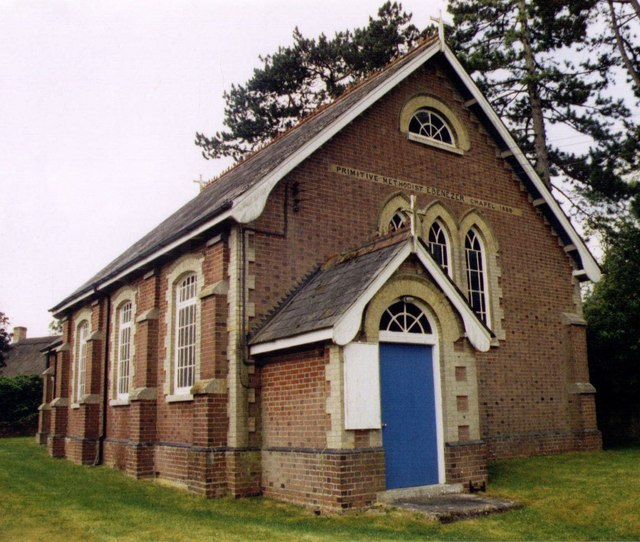 Ebenezer Chapel, Sutton Scotney