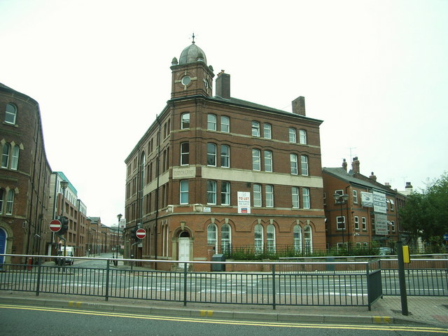 Church Army Lodging House (ex), Crown Point Road,  Leeds