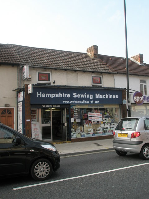 Hampshire Sewing Machines in West Street