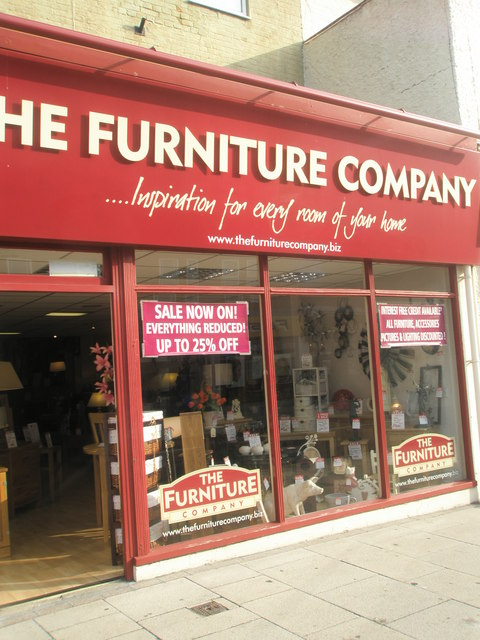 The Furniture Company in West Street
