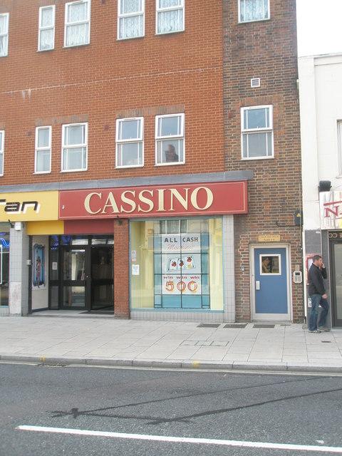 Cassino in West Street