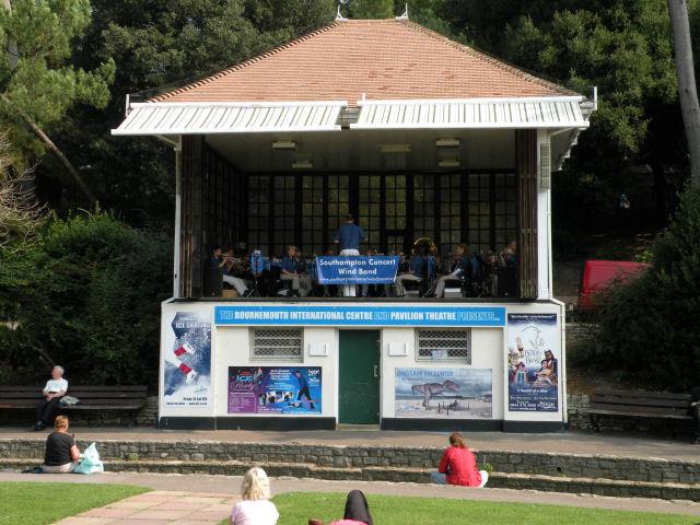 Concert in the Gardens