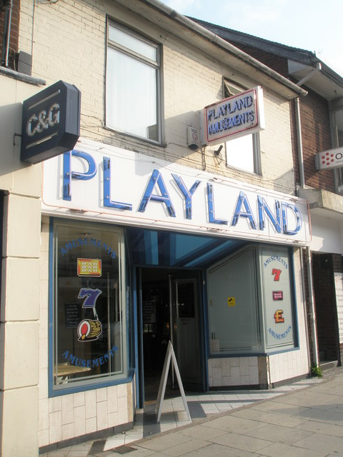 Playland in West Street
