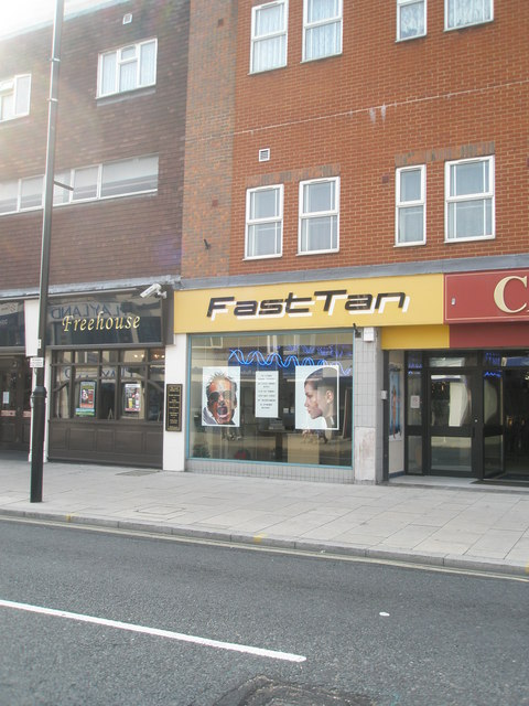 Fast Tan in West Street