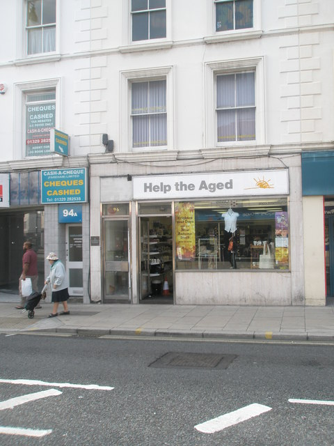 Charity shop in West Street (5)