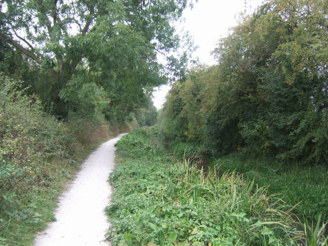 Shrewsbury Canal