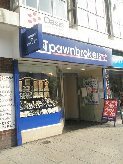 Pawnbrokers in West Street