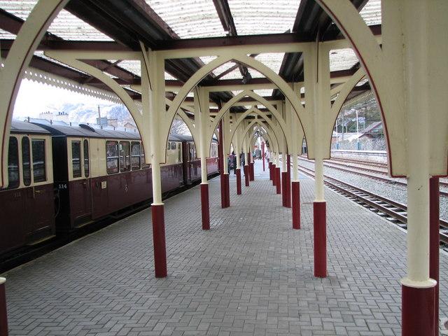 Blaenau Ffestiniog Station