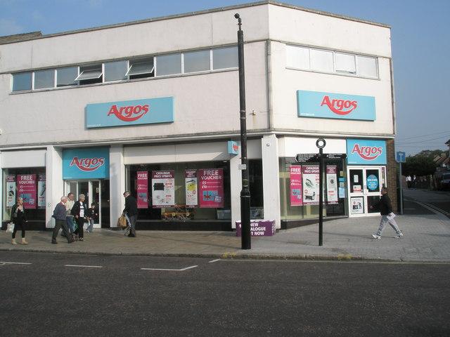 Argos in West Street
