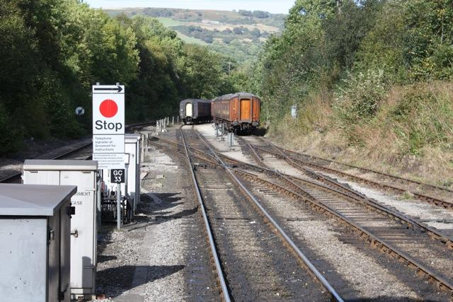 Grosmont Junction 2009