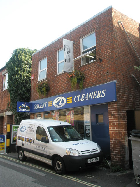 Solent Cleaners in West Street