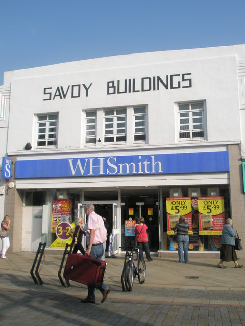 WH Smith in West Street