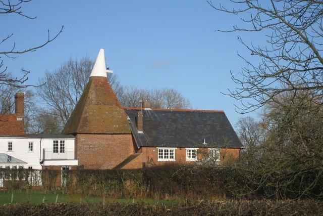 Ringle Oast, Crouch Lane, Sandhurst, Kent