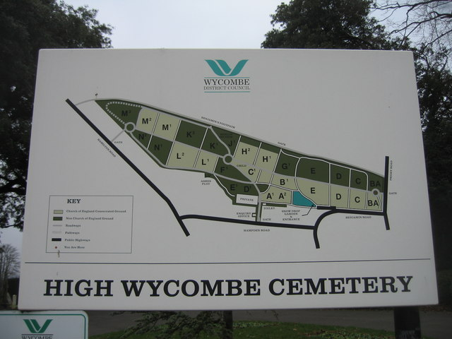High Wycombe Cemetery