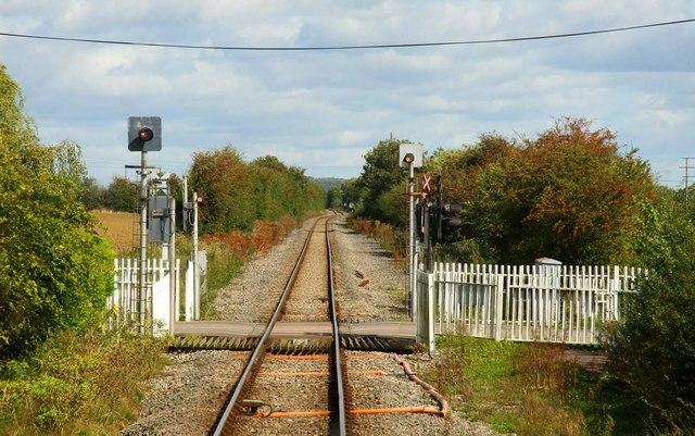 Oddington Crossing