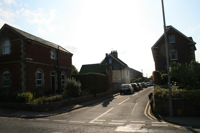 Edward Street, Blandford Forum