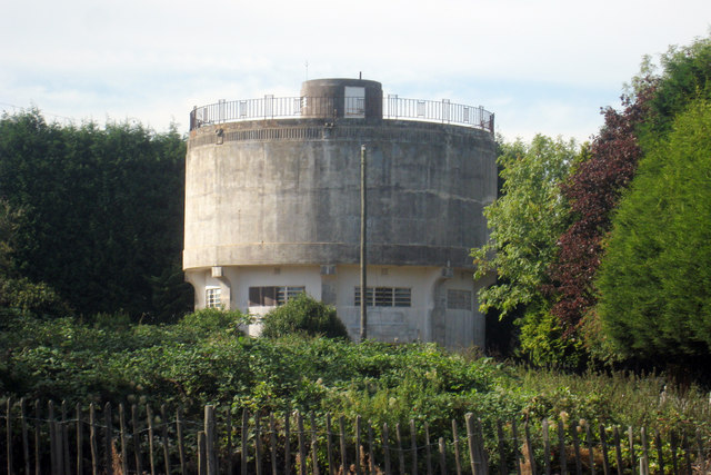 Water Tower at Loose