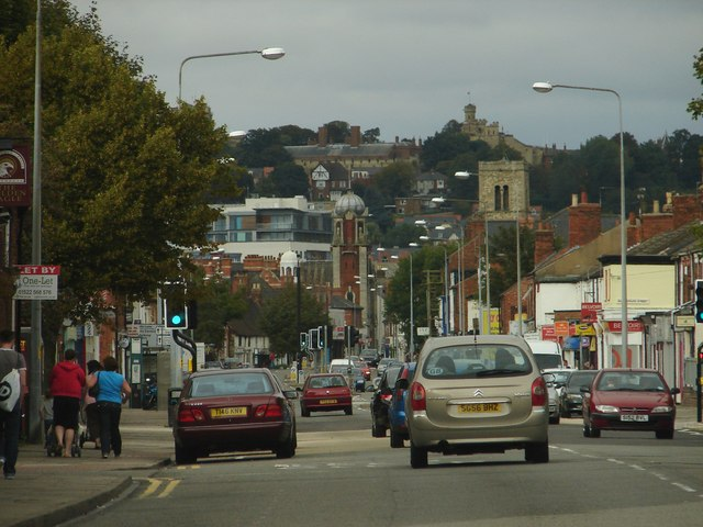 Up the High Street