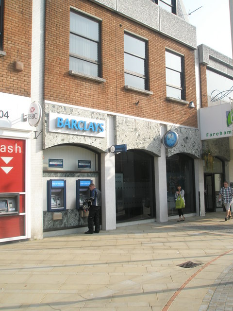 Barclays in West Street