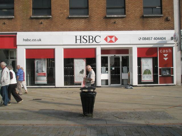 HSBC in West Street