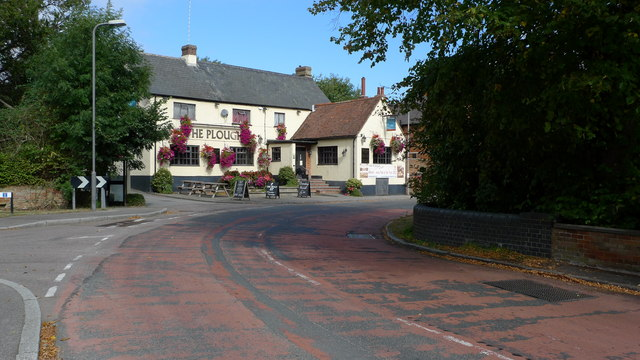 The Plough, Simpson.