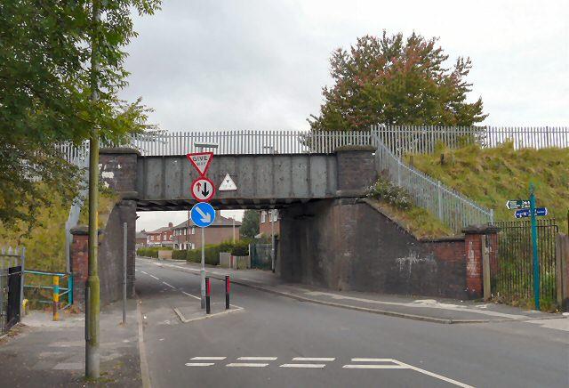 Dean Road Bridge