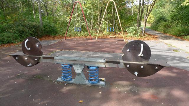 Play Park. Beanhill, Milton Keynes.