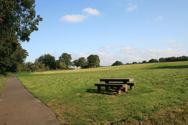 The Milldown, Blandford Forum