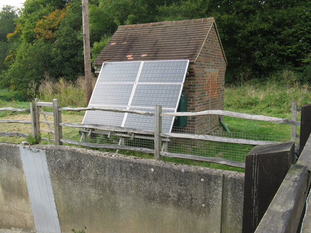 Solar power for Southern Water
