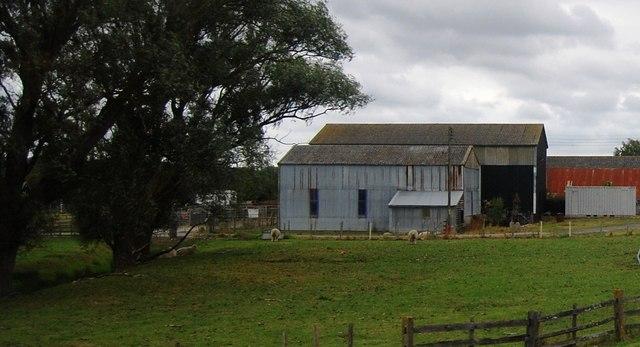 Farm Buildings, Salt's Farm