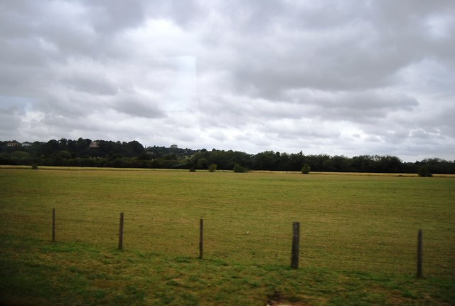 Fields off the A259