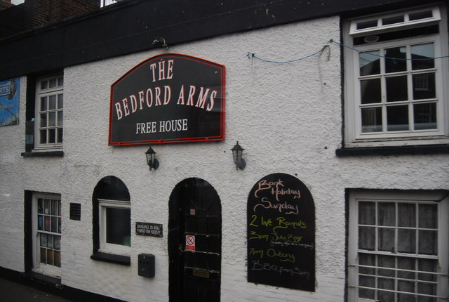 The Bedford Arms, Rye