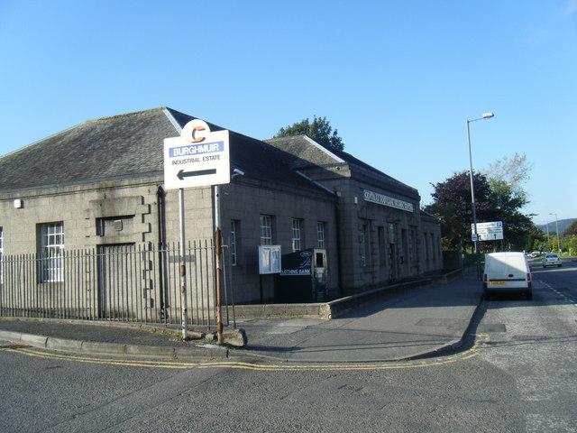 Central Scotland Islamic Centre.