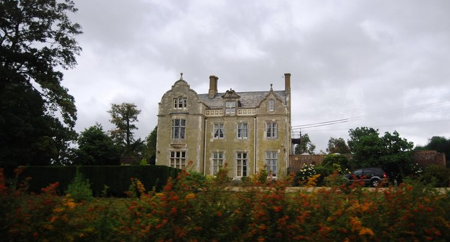 Large manor house, Bowler's Town