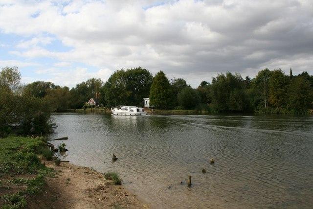 Sailing upstream