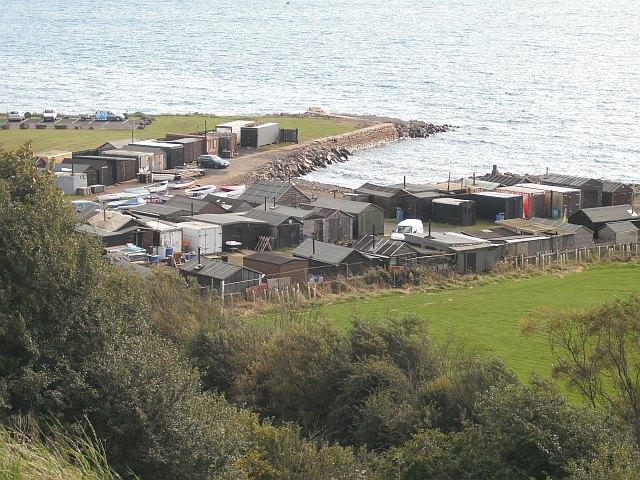 Huts, Buckhaven