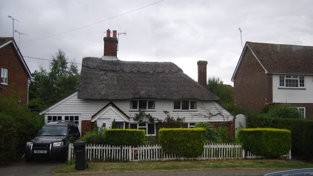 Thatched Cottage, Peasmarsh