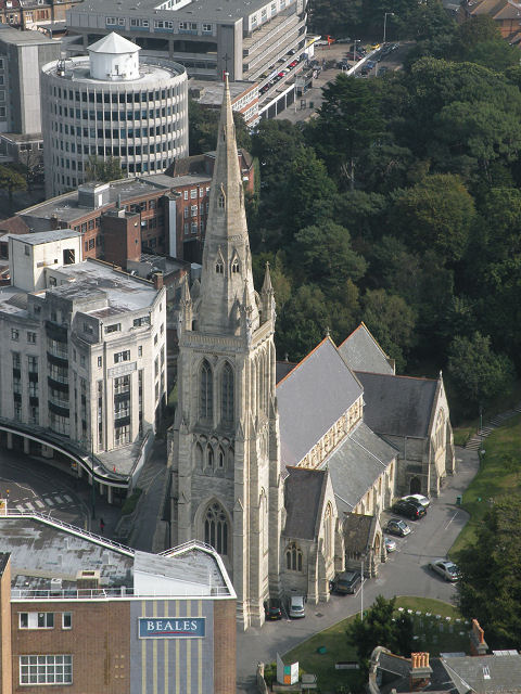 Views from the Eye (14) - St Peter's Church