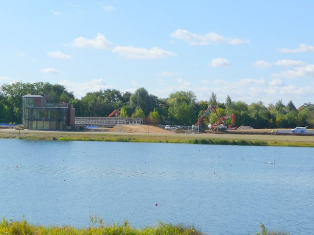 Dorney Rowing Lake